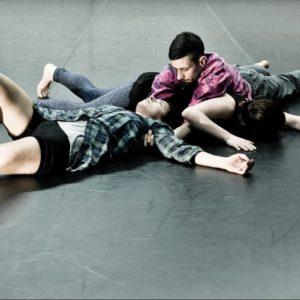 Exprience the choreographic piece Tre Uno by Fabio Liberti
